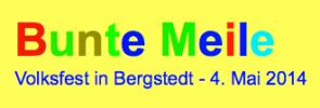 bunte Meile Bergstedt 2014