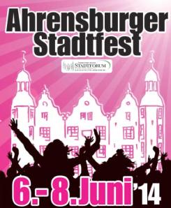 AhrensburgerStadtfest6.-8.6.2014