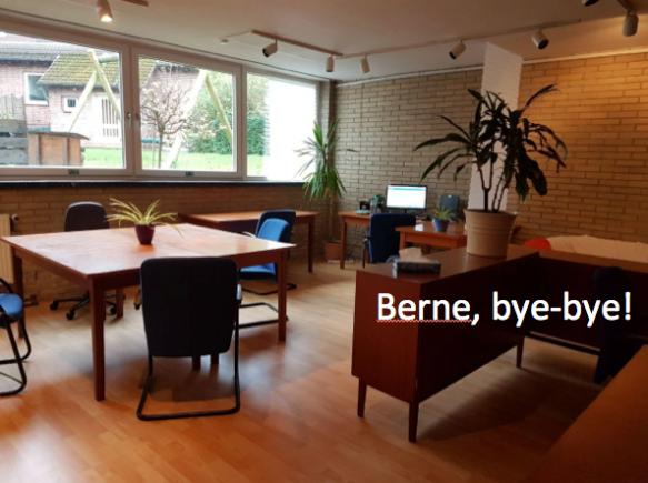 Berne, bye-bye